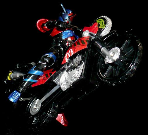仮面ライダービルド ラビットタンクフォーム/マシンビルダー