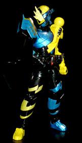仮面ライダービルド 海賊ライトフォーム
