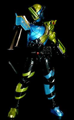 仮面ライダービルド 海賊レッシャーフォーム