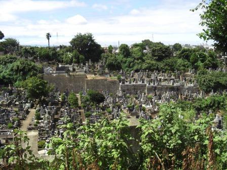 久保山墓地 web