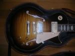 Gibson ES-Les Pau TB body top