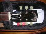Gibson ES-Les Paul LB Headstock