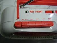HELLO KITTY AM.FMラジカセRM-190KT(W)重箱石05