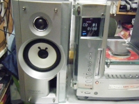 KENWOOD CD.MD RECEIVER RD-L7MD重箱石05