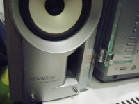 KENWOOD CD.MD RECEIVER RD-L7MD重箱石10