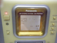 Panasonic SA-PM35MD重箱石10
