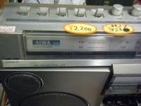 AIWA CS-75X重箱石11