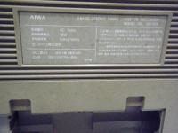 AIWA CS-75X重箱石16