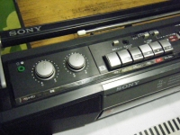 SONY STEREO CASSETTE-CORDER CFS-W301重箱石05
