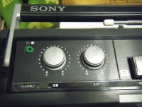 SONY STEREO CASSETTE-CORDER CFS-W301重箱石09