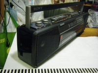 SONY STEREO CASSETTE-CORDER CFS-W301重箱石20