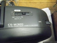 アイワ株式会社CS-W320重箱石12