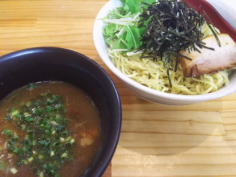 つけ麺 白湯 細麺