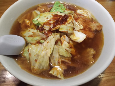 肉味噌ラー麺