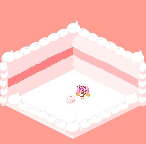 ケーキの部屋2