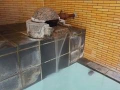 浅虫宿屋つばき湯口