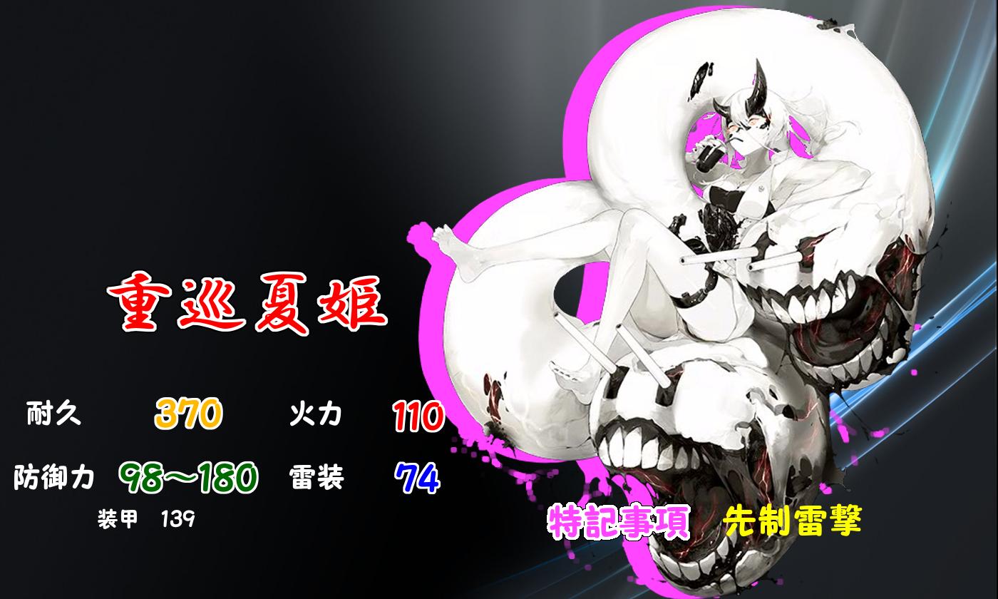 重巡夏姫2