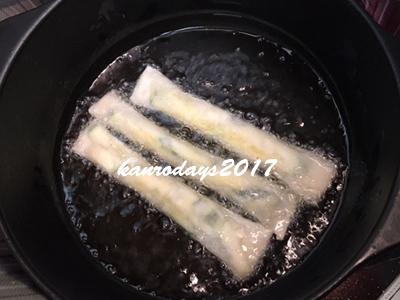 20170717_ズッキーニチーズ春巻