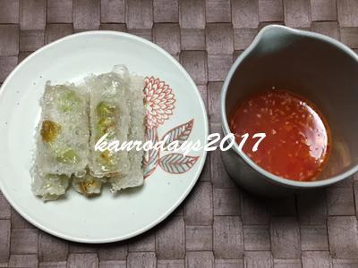 20170812_ライスペーパー春巻