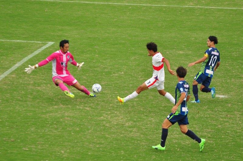 2017東海社会人リーグ第7節vs鈴鹿アンリミテッドFC-1