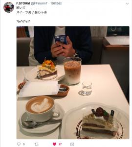 FStormさんが横浜に来た