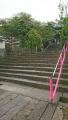 皓台寺階段