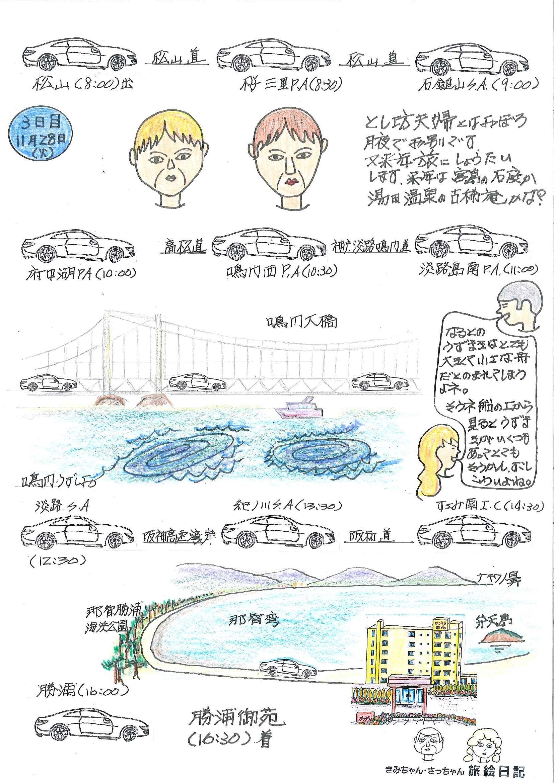 有馬・道後・勝浦29 -6