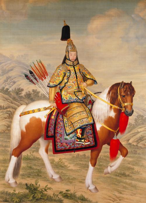 The_Qianlong_Emperor_in_Ceremonial_Armour_on_Horseback_convert_20181218163153.jpg