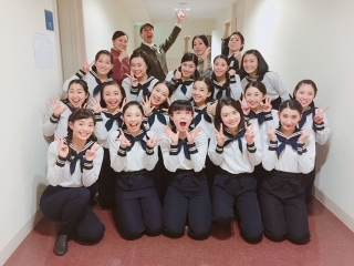広島電鉄家政女学校