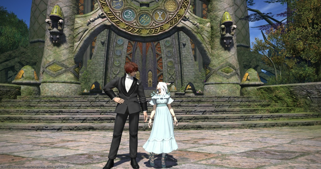 ゲーム内結婚について