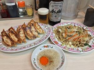 10/5 餃子の王将JR六甲道店