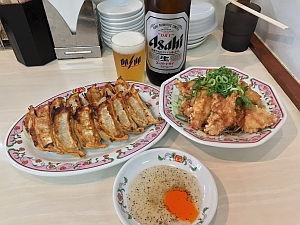 10/10 餃子の王将JR六甲道店