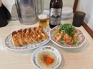 11/1 餃子の王将JR六甲道店