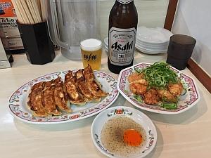 11/8 餃子の王将JR六甲道店