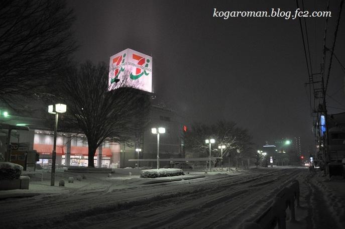 2018年1月22日の大雪2