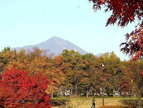 文化の日の磐梯山002