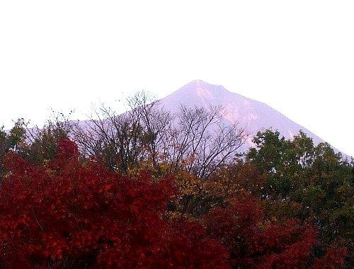 文化の日の磐梯山001