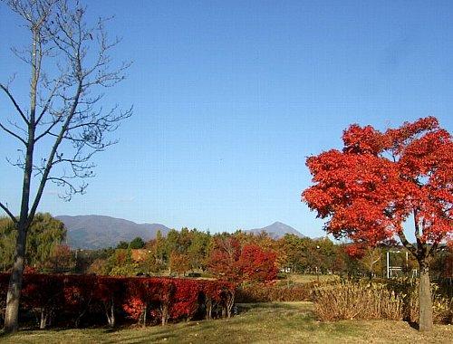文化の日の磐梯山003