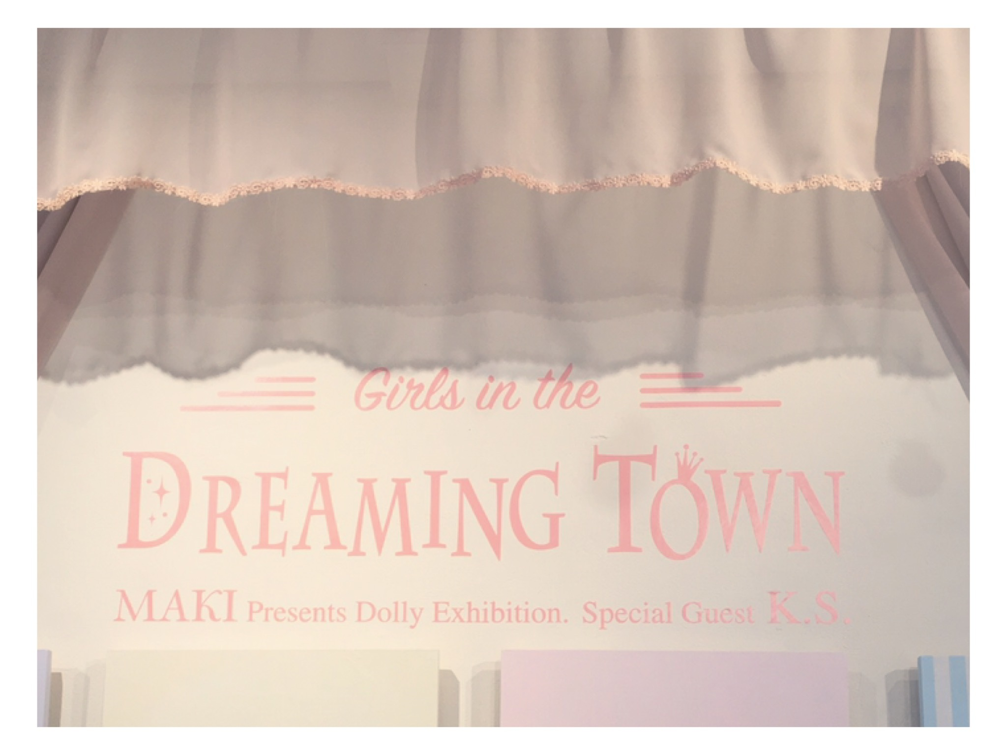 『Girls in the Dreaming Town』