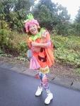 第2回よこてシティハーフマラソン・ハロウィンの妖精