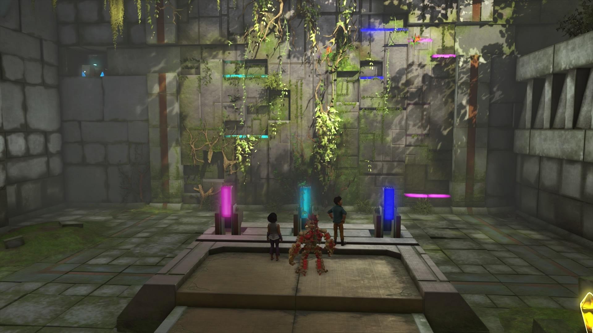 KNACK ふたりの英雄と古代兵団® 8-1 密林の孤島-4