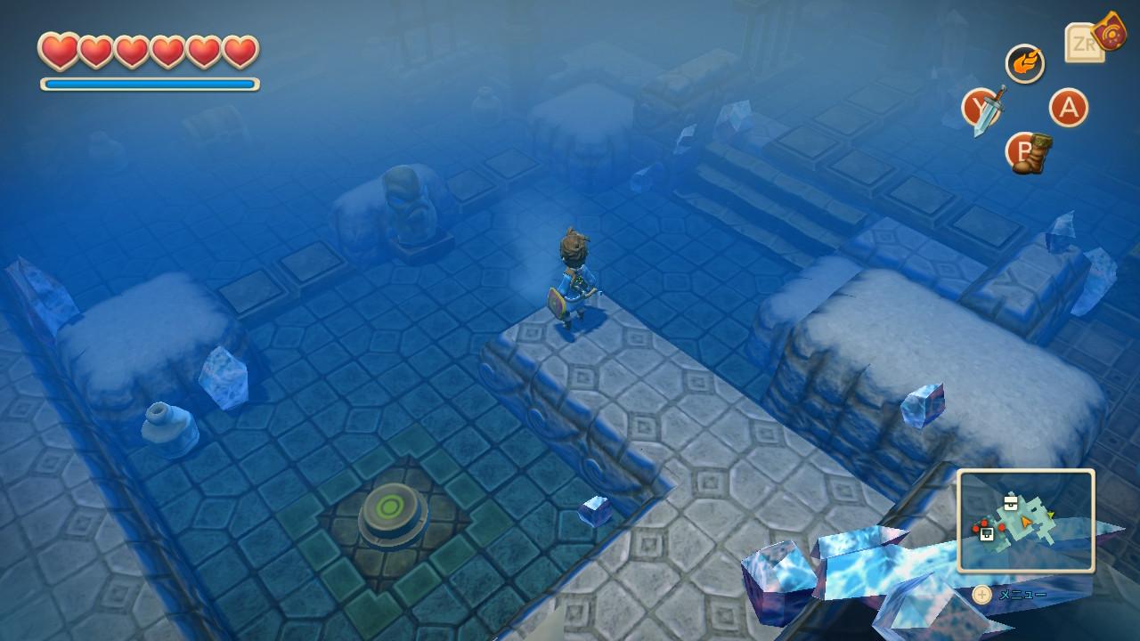 オーシャンホーン 未知の海にひそむかい物® 氷の宮殿-1