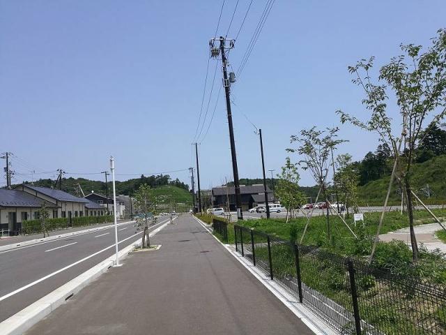 野蒜駅付近公園