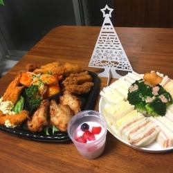 food1224クリスマスディナー
