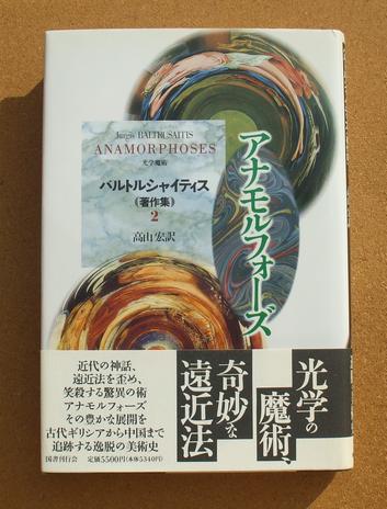 バルトルシャイティス アナモルフォーズ 01