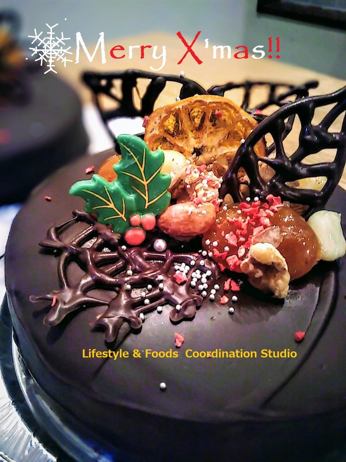 クリスマスケーキPC