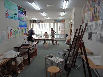 ルミナスリパブリック絵画教室