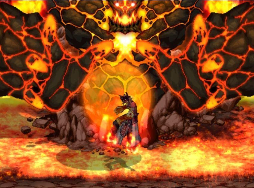 炎の闘神1