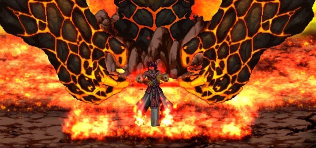 炎の闘神2
