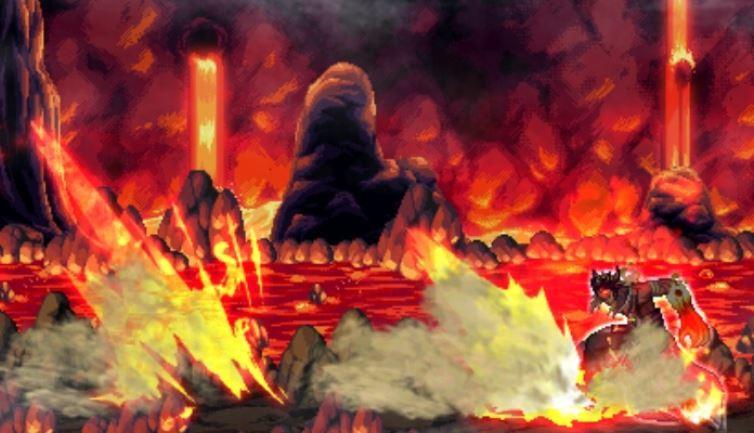 炎の闘神5